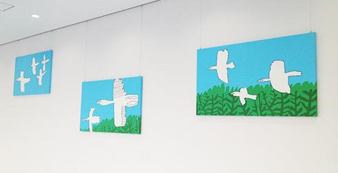 birds  太田宏介